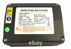 LX DH1.0 Hot Tub Spa Pump 1HP Single (1) Speed Circulation Pump Whirlpool