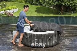 Lay Z Spa Bahamas Air Jet Hot Tub Inflatable Jacuzzi Spa Brand New In Sealed Box