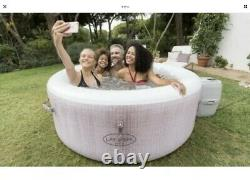 Lay-Z-Spa CANCUN Hot Tub 4 Adult Jacuzzi BRAND NEW FAST FREE DELIVERY