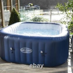 Lay Z Spa Hawaii 2021 Model Brand New 6 Person Hot Tub Jacuzzi Home Garden Spa