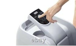 Lay Z Spa Hawaii 4-6 Person Hot Tub Square Inflatable Lazy Jacuzzi. Brand New