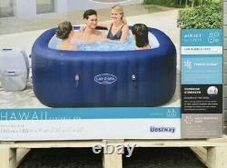 Lay-Z-Spa Hawaii Hot Tub 2021 4-6 Person BNIB Lazy Spa Jacuzzi