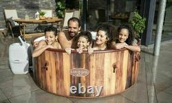 Lay-Z-Spa Helsinki AirJet Hot Tub Jacuzzi. Fits up to 7 People. BRAND NEW