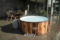Lay-Z-Spa Helsinki AirJet Hot Tub Jacuzzi. Fits up to 7 People. NEW