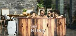 Lay-Z-Spa Helsinki Hot Tub 7 Person Jacuzzi BOXED NEW FAST DELIVERY