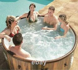 Lay-Z-Spa Helsinki Hot Tub Jacuzzi Inflatable Spa 5-7 people