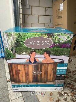 Lay-Z-Spa Helsinki Tub 5-7 Person Jacuzzi TRUSTED SELLER FREE SHIPPING
