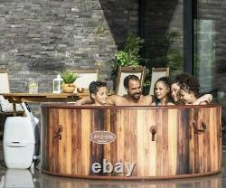 Lay-Z-Spa Helsinki Tub 5-7 Person JacuzziBRAND NEW FREE SHIPPING TRUSTED