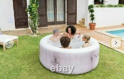 Lay Z Spa Lazy Cancun 4 Person Hot Tub Jacuzzi Brand New