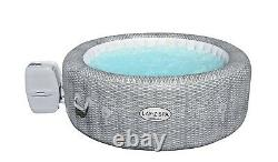 Lay-Z-Spa Lazy Honolulu 6 Person LED Hot Tub Brand New In Sealed Box Jacuzzi