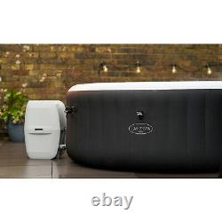 Lay-Z-Spa Miami 120 Massage Airjet Inflatable Spa Hot Tub Jacuzzi by Bestway