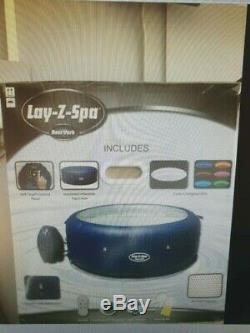Lay Z Spa New York Hot Tub 4-6 person Jacuzzi (SEALED BRAND NEW) cleaning kit