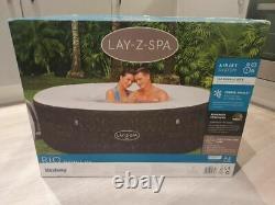 Lay Z Spa Rio 6 Person Hot Tub Jacuzzi 2021 like Vegas Hawaii, Honolulu, Milan