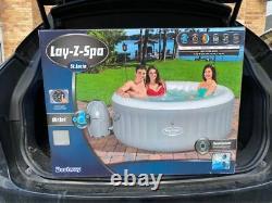 Lay Z Spa Saint / St Lucia Hot Tub Spa Cancun, Bali, Miami 24hr Delivery