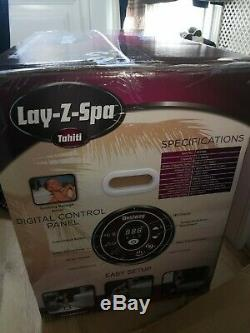 Lay Z Spa Tahiti Brand New Hot Tub Jacuzzi Unopened Sold Out In The UK
