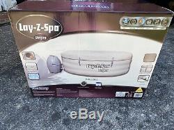 Lay Z Spa VEGAS 4-6 Person Hot Tub Jacuzzi Inflatable Lazy Spa BRAND NEW BOXED