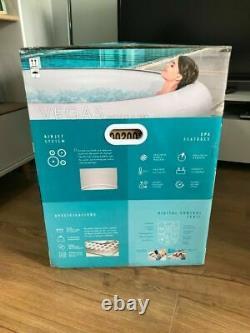 Lay Z Spa Vegas 2021 6 Person Hot Tub with receipt (Lazy Spa jacuzzi like Paris)