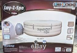 Lay Z Spa Vegas 4-6 Person Hot Tub Jacuzzi Inflatable Lazy Spa BRAND NEW