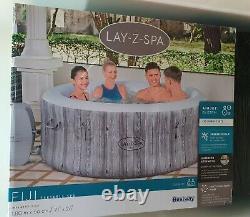 Lazy Lay Z Spa Fiji 2 4 People Hot Tub Jacuzzi Like Miami, Cancun. FAST DEL