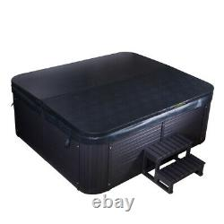 Luxury 3-4 Persons Outdoor Hot tub Thermostatic Spa Whirlpool 51 Jacuzzi Jets