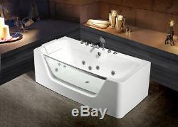 Luxus Whirlpool Badewanne Wanne Whirlwanne Pool Acryl LXW-8445