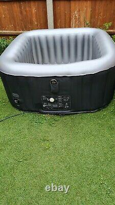 MSPA Alpine Portable 4 Person Spa Inflatable Hot Tub Jacuzzi