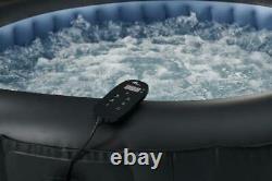 MSPA Bergen Hot Tub Jacuzzi Inflatable Spa 2021 New Model UV Light Sanitzer