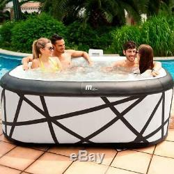 MSPA Soho Inflatable Hot Tub Jacuzzi Spa 2020 2 Year Warranty Next Day Delivery