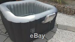 MSpa ALPINE M-009LS Lite Jacuzzi/Spa Inflatable Hot tub. Better than lazyspa
