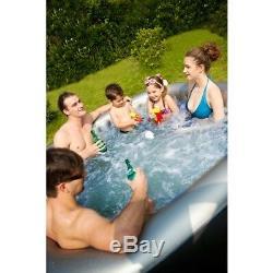 MSpa Alpine Delight D-AL04 2+2 Inflatable Hot Tub Jacuzzi Spa Inc Warranty