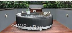 MSpa Camaro Hot Tub Spa Inflatable Jacuzzi 2 Year Warranty Seats 4 People