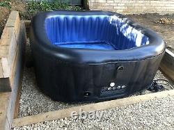 MSpa D-TE06 Tekapo 6-Person Inflatable Hot Tub Jacuzzi Spa Not Lazy Or Canadian