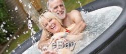 MSpa Mont Blanc Luxury Inflatable Hot Tub Spa Premium 6 Person Jacuzzi