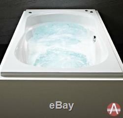 Madison Inset Designer Luxury Bath Standard, Whirlpool or Airpool Option