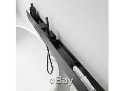 Miscelatore vasca da bagno Agape SEN miscelatore vasca per doccetta ASEN0913N SU