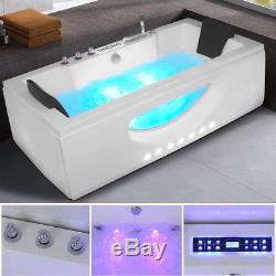 Modern Whirlpool Bath Jacuzzi Spa Bath 1700mm HAWAII& HAWAIIM