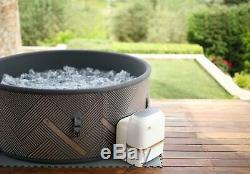 Mono 6 Bathers Inflatable Hot Tub Spa Jacuzzi Home Holiday Family Garden Fun