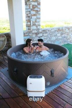 Mspa Concept Mono Hot Tub Spa, 6 person Jacuzzi 2 years warranty