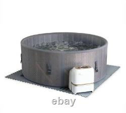 Mspa Inflatable Hot Tub Concept 6Person Pool Spa Massage Jacuzzi 2 Year Warranty