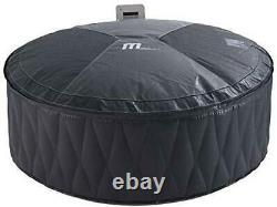Mspa Mont Blanc Premium Self Inflatable Family Hot Tub Spa Jacuzzi 6 Persons UK