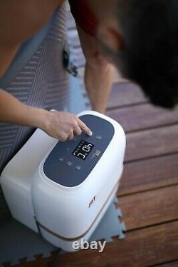 Mspa concept mono 6 person jacuzzi, hot tub spa, 2 years warranty