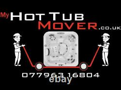 My Hot Tub Mover Jacuzzi Spa Relocation Delivery Transport Services Nationwide