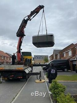 My Hot Tub Mover Jacuzzi Spa Relocation Transportation Services Yorkshire
