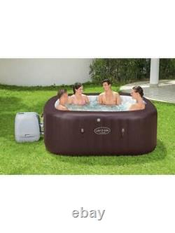 NEW Lay-Z-Spa Maldives HydroJet Pro Hot Tub for 5-7 Adults jacuzzi