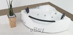 NEW Milan Hydro Spa Bath FREE DELIVERY 1550x1550x550mm Whirlpool Bath