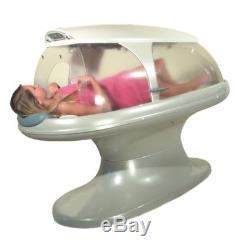 NeoQi Dream cocoon, indoor spa, sauna, steam, professional equipment spa capsule