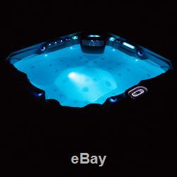 New 2018 Design Hot Tubs Spa Jacuzzis whirlpool Outdoor Bathtub 5 Person J500