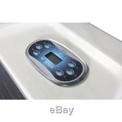 New Sunrise Luxury Hot Tub Spa 4 Seats Balboa American Bluetooth Music Jacuzzi