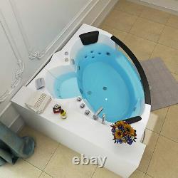 Platinum Spas Amalfi 2 Person Whirlpool Bath Tub in 2 Sizes