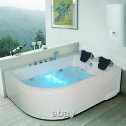 Platinum Spas Sorrento 2 Person Whirlpool Bath Tub Right Facing